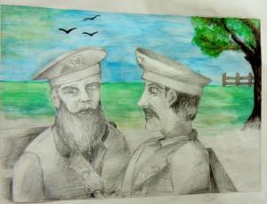 Лукьяненко Алина 9 «Б» класс